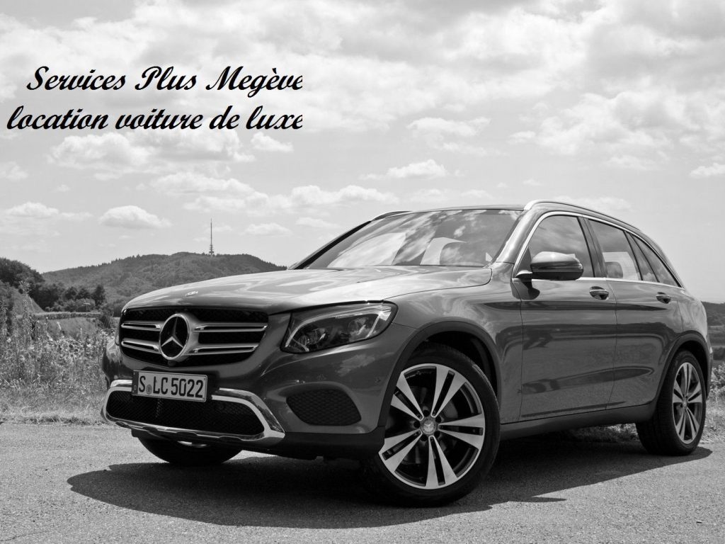 location GLC luxe megeve